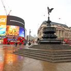 Piccadilly Circus, à Londres