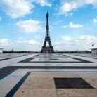 Place du Trocadéro, à Paris