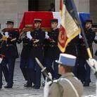 Les hommages militaires
