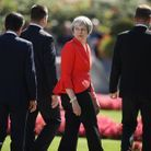 Theresa May au sommet européen
