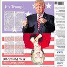 Le « Märkische Allgemeine », 9 novembre 2016