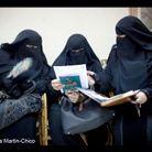 Toutes les animatrices et journalistes de Maryia TV portent le niqab