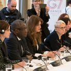 Emma Watson, Denis Mukwege, Marlène Schiappa, Mercedes Erra