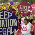 2004 : 800 000 personnes manifestent contre les lois restrictives