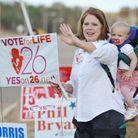 2011 : les électeurs du Mississippi rejettent l'amendement de Personhood