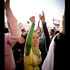 Les Egyptiennes pour leur combat contre le harcèlement sexuel