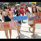 Societe marche des slapes SlutWalks los angeles 2