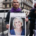 Hélène de Ponsay, sœur de Marie-Alice, 53 ans, assassinée par son compagnon en avril 2019
