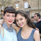 Bella, 19 ans et Shona, 24 ans, ensemble depuis huit mois