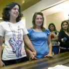 Teresa Pires et Helena Paixão, au Portugal