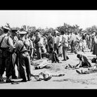 69 militants noirs anti-apartheid tués à Sharpeville