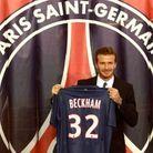 David Beckham au PSG