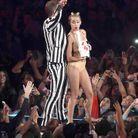 Le twerk de Miley Cyrus