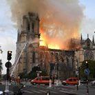 Des pompiers venus de toutes les casernes parisiennes