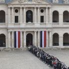 L'hommage populaire à Jacques Chirac