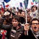 Rassemblement F Hollande
