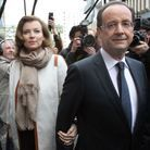Valerie Trierweiler et François Hollande