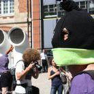Manifestation Pussy Riot