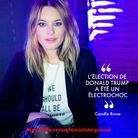 Camille Rowe, mannequin