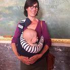 Chantal, ingénieure 40 ans, venue avec sa fille