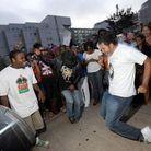 fans dansent