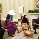 Malala et Malia Obama distinguées par le « Time »
