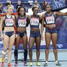 Les coureuses françaises déchues de leur médaille