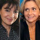 Anne Hidalgo et Valérie Pécresse