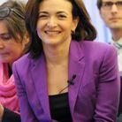 Sheryl Sandberg encourage les femmes