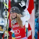 Lindsey  Vonn reine du ski alpin féminin
