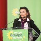 Eva Sas la députée écolo qui veut être remplacée pendant son congé mat