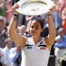 Marion Bartoli, championne à Wimbledon