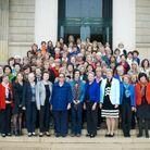 Le cliché antisexiste de 76 députées et sénatrices