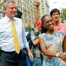 "Chirlane McCray, future ""First Lady de New York"" ?"