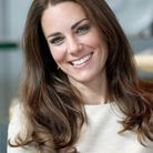 Kate Middleton et George au fast-food