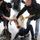 Les Femen et Silvio Berlusconi