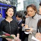 Fleur Pellerin accueillie comme une star en Corée du Sud