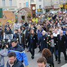 Marche blanche en hommage à Alexia Daval