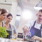 Prendre des cours de cuisine