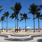 La plage de Cobacabana