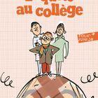 « Enquête au collège », de Jean-Philippe Arrou-Vignod (Gallimard Jeunesse)