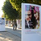 « 14 janvier 2012 : C'est un moment d'histoire pour les amoureux de la mode : Yves Saint Laurent fait ses adieux »